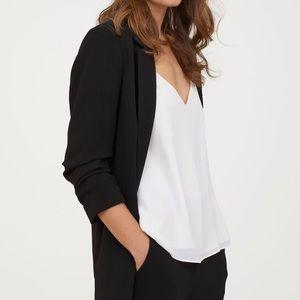 H&M Black Blazer *Size 12*